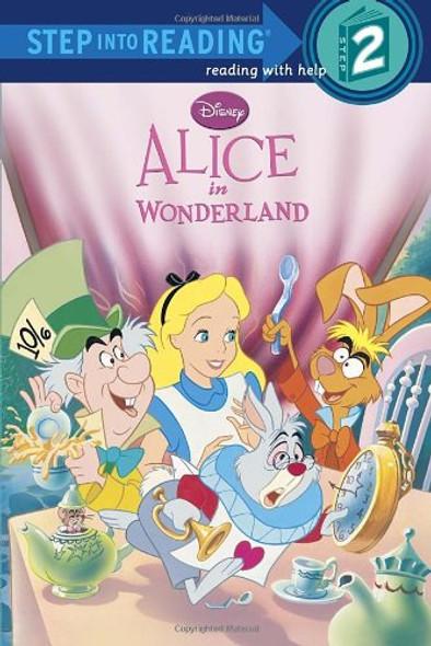 Alice in Wonderland (Disney Alice in Wonderland) Cover