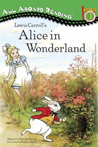 Lewis Carroll's Alice in Wonderland Cover