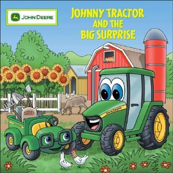 Johnny Tractor and the Big Surprise Cover