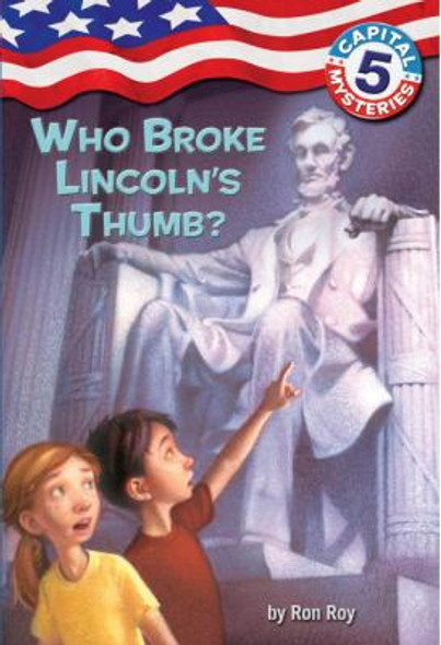 Who Broke Lincoln's Thumb? Cover