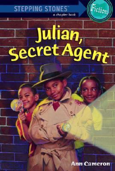 Julian, Secret Agent Cover