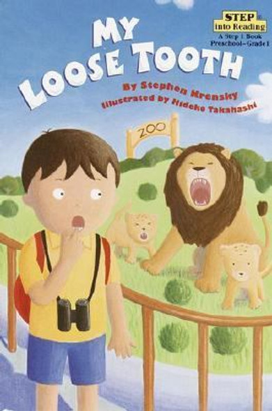 My Loose Tooth (Step-Into-Reading, Step 2) Cover