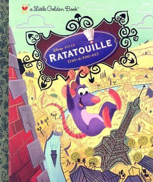 Ratatouille (Little Golden Book) Cover