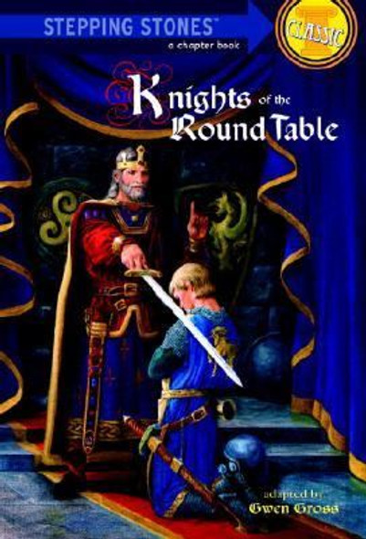 Knights of the Round Table (Large Print) Cover