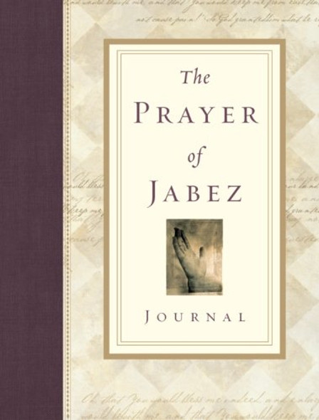 The Prayer of Jabez Journal Cover