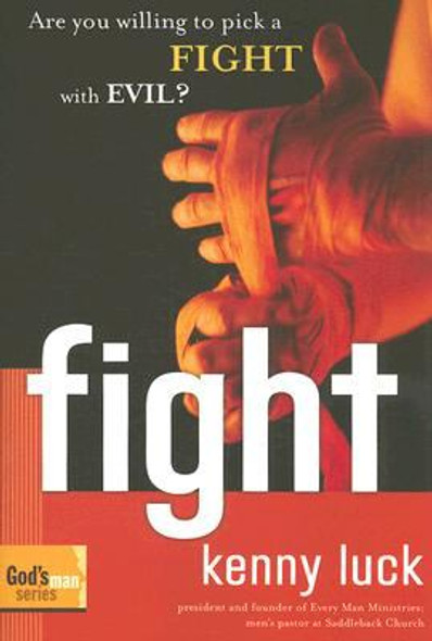 Fight: Are You Willing to Pick a Fight with Evil? Cover
