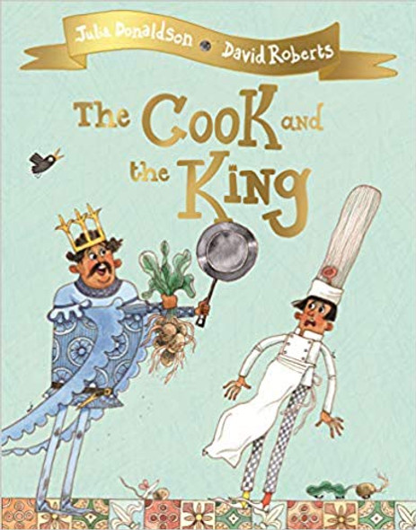 The Cook and the King Cover