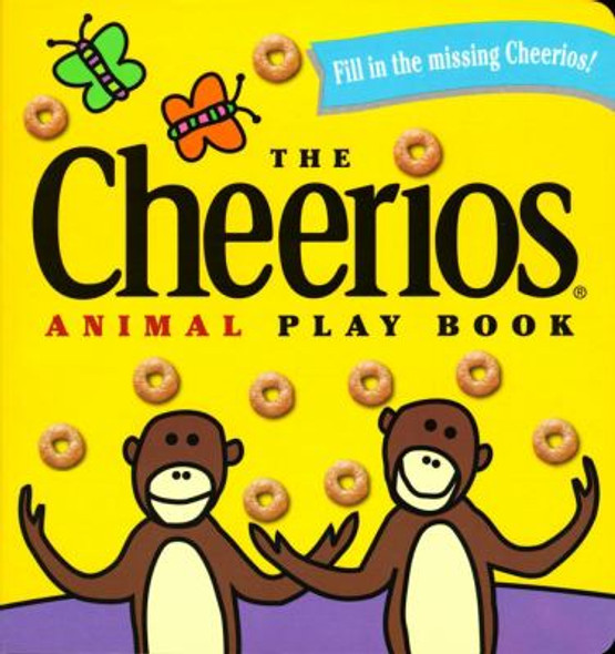 The Cheerios Animal Play Book Cover