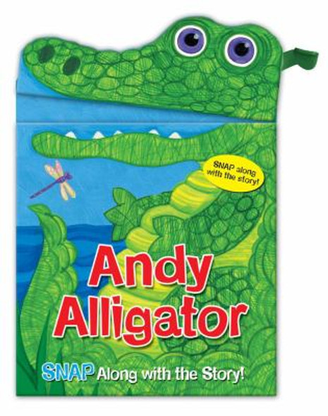 Snappy Heads Andy Alligator Cover
