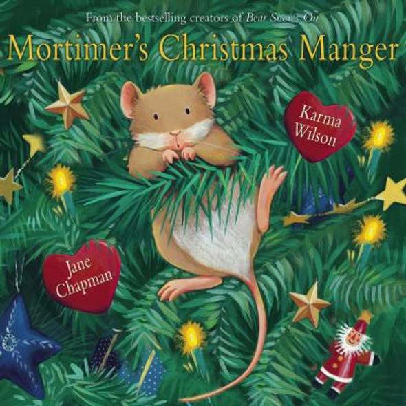 Mortimer's Christmas Manger Cover