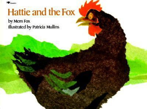 Hattie and the Fox Cover