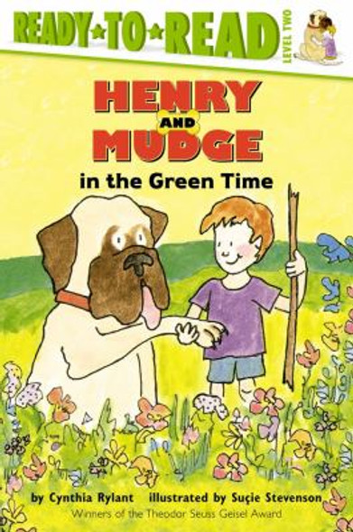 Henry and Mudge in the Green Time Cover