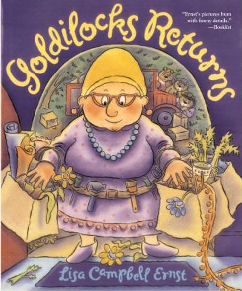 Goldilocks Returns Cover