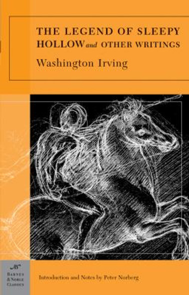 The Legend of Sleepy Hollow and Other Writings Cover