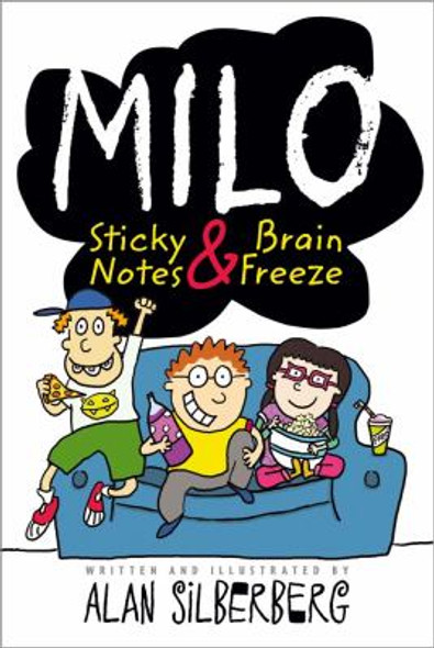 Milo: Sticky Notes and Brain Freeze Cover