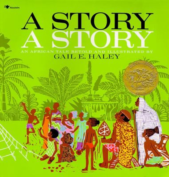 A Story, a Story Cover