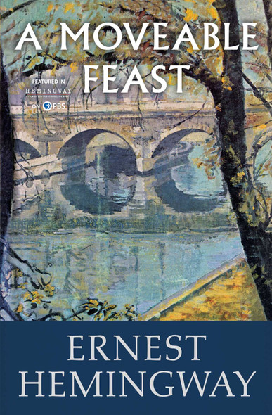 A Moveable Feast - Cover
