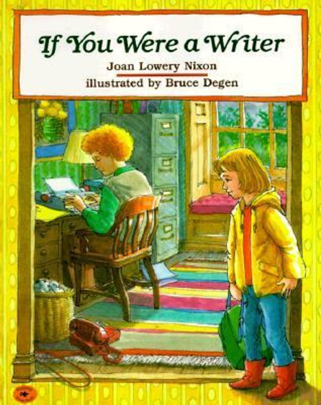 If You Were a Writer Cover