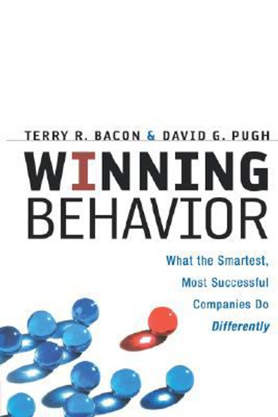 Winning Behavior: What the Smartest, Most Successful Companies Do Differently Cover