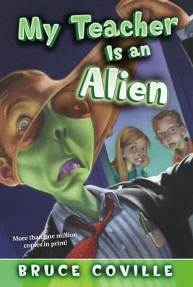 My Teacher Is an Alien Cover