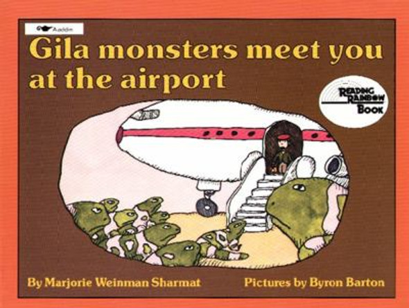 Gila Monsters Meet You at the Airport Cover
