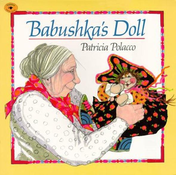 Babushka's Doll Cover