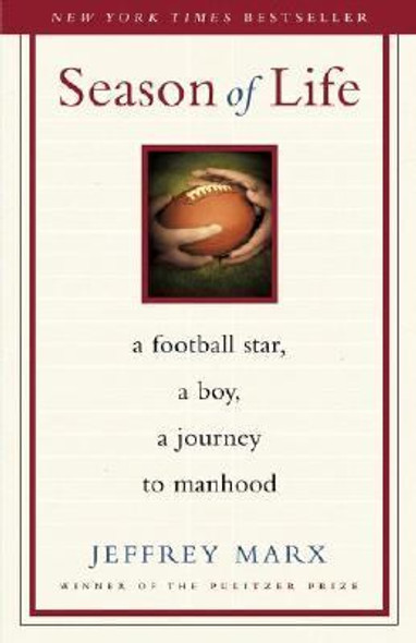 Season of Life: A Football Star, a Boy, a Journey to Manhood Cover