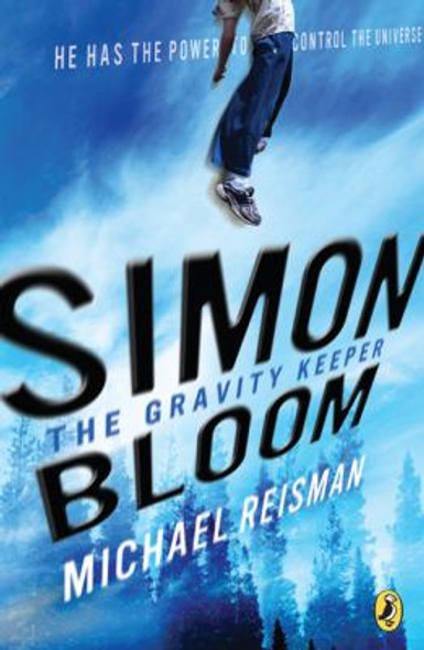 Simon Bloom, the Gravity Keeper Cover