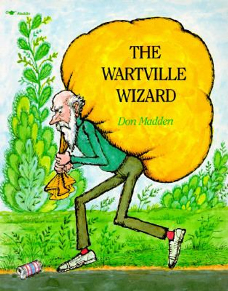 The Wartville Wizard Cover