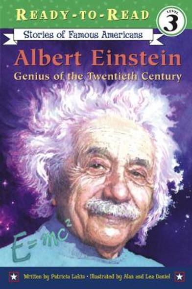 Albert Einstein: Genius of the Twentieth Century Cover