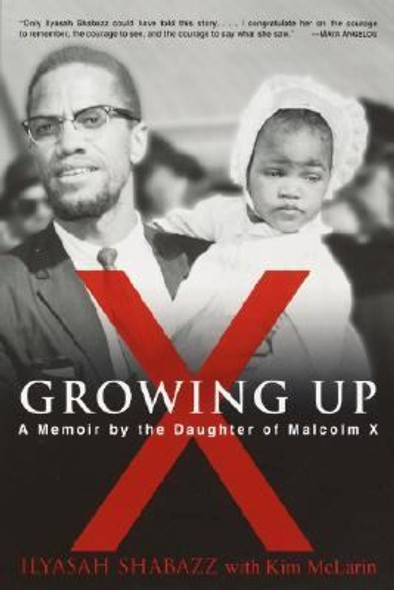 Growing up X Cover