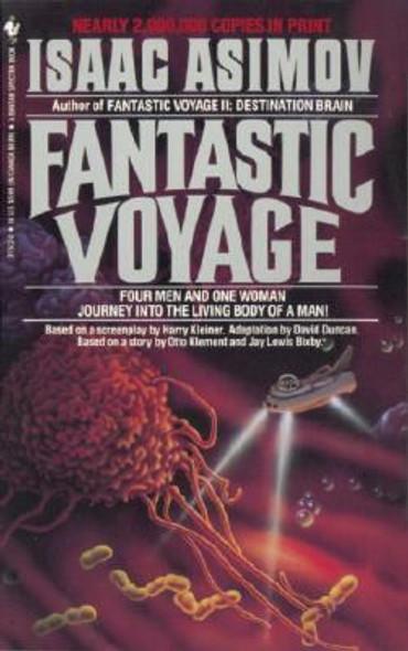 Fantastic Voyage Cover