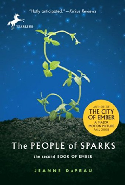 The People of Sparks (The City of Ember) Cover