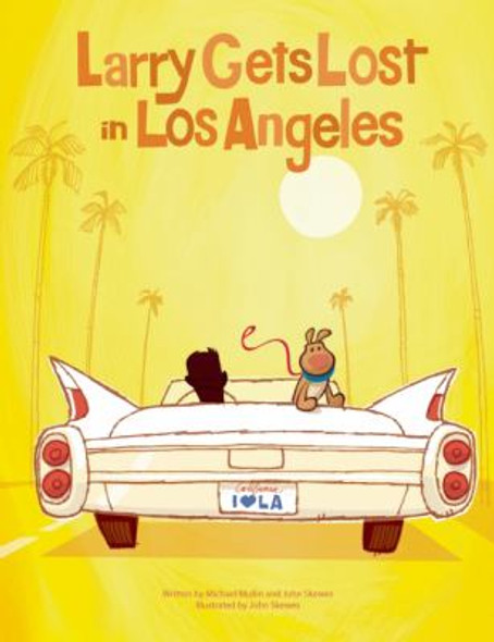 Larry Gets Lost in Los Angeles Cover