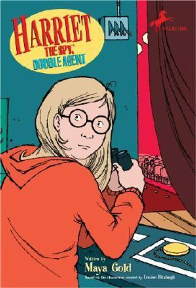 Harriet the Spy, Double Agent Cover