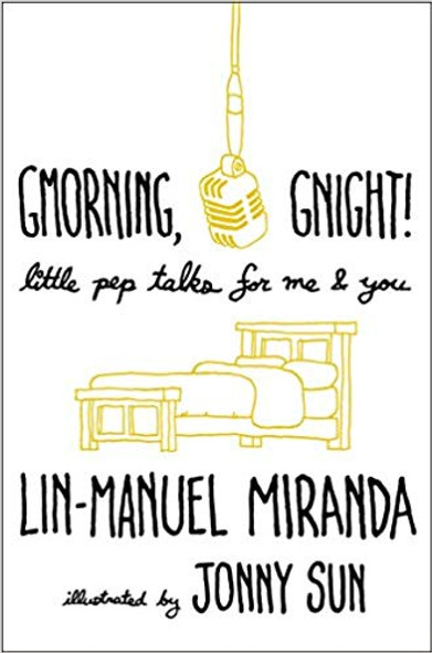 Gmorning, Gnight!: Little Pep Talks for Me & You Cover