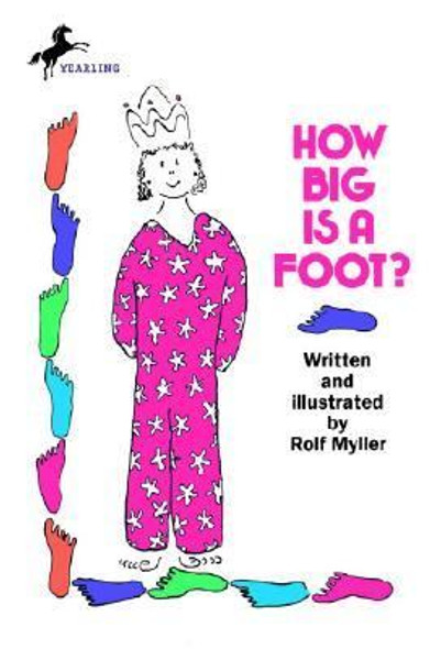 How Big Is a Foot? Cover