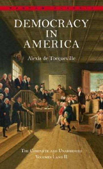 Democracy in America Cover