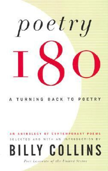 Poetry 180: A Turning Back to Poetry Cover
