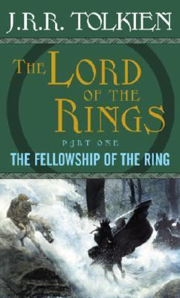 The Fellowship of the Ring: The Lord of the Ring Cover