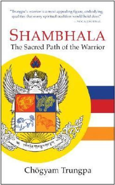 Shambhala: The Sacred Path of the Warrior Cover