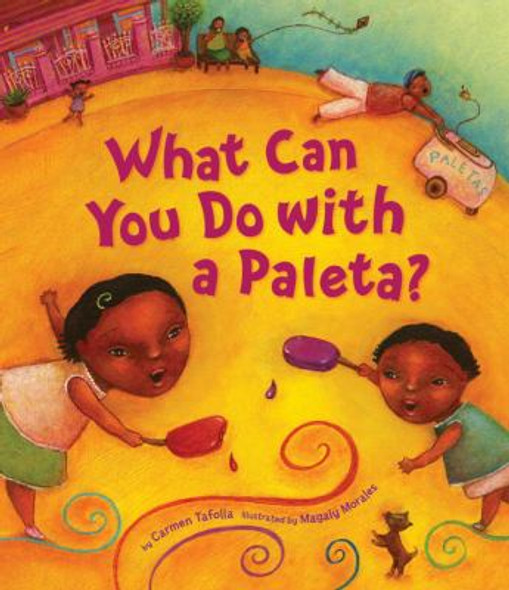 What Can You Do with a Paleta? Cover