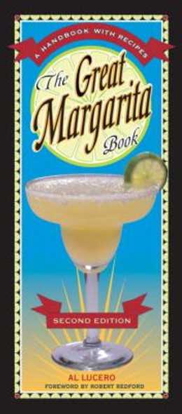 The Great Margarita Book: A Handbook with Recipes Cover