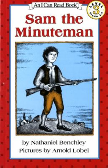 Sam the Minuteman Cover
