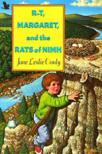 R-T, Margaret, and the Rats of NIMH Cover