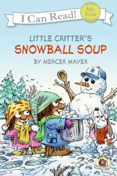 Snowball Soup Cover