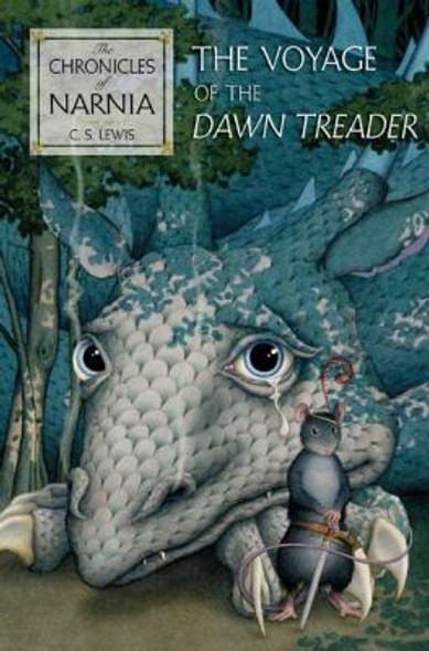 The Voyage of the Dawn Treader Cover