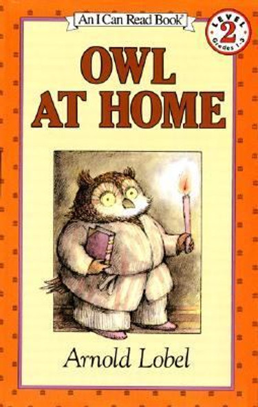 Owl at Home (I Can Read Level 2) Cover