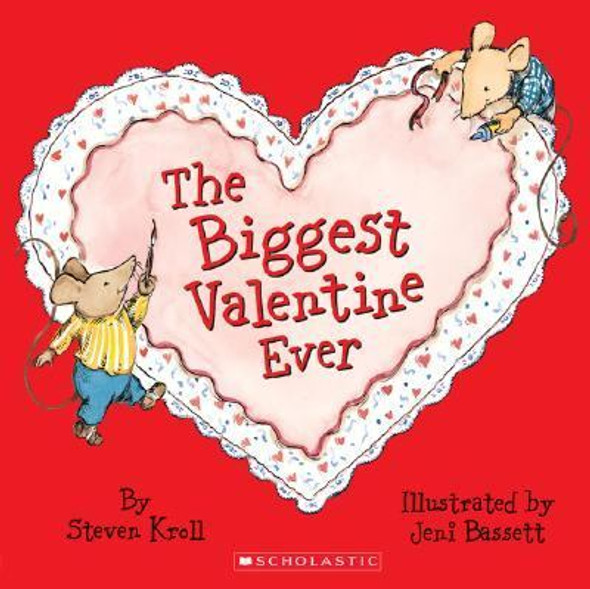 The Biggest Valentine Ever Cover