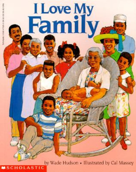 I Love My Family : An African-American Family Reunion Cover